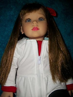 """23"""" Geli Toddler Collector Doll High Quality Gorgeous Doll See All Pics!!"""