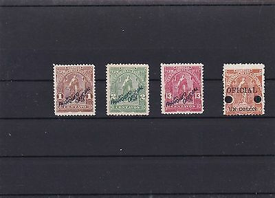 El Salvador  Mounted Mint Or Used Stamps On  Stock Card  Ref R1040