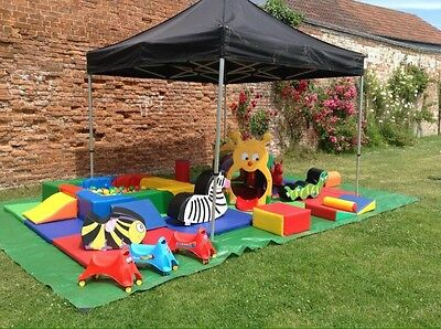 Mobile Soft Play Business, Self Employed, Opportunity, Profitable, Kids Party