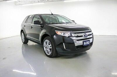 2011 Ford Edge Limited Sport Utility 4-Door 2011 Ford Limited