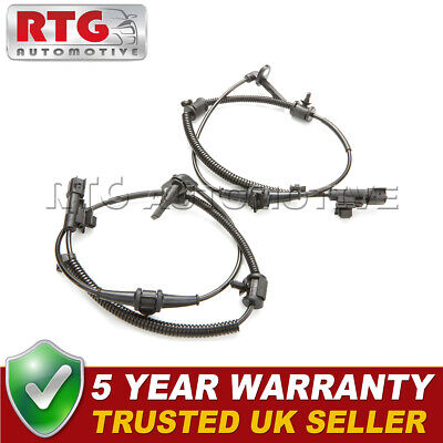 Front ABS Wheel Speed Transmitter Sensor For Vauxhall Insignia 2008-15 #22821303