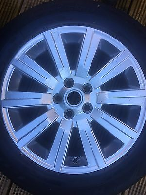 4 X Landrover Rover Discovery  Alloy Wheels And Tyres