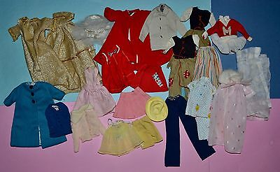 Vintage Barbie Mixed Lot - Open Road, Red Flare, Cinderella, Misc. Clothing