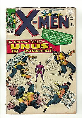The X-Men Vol. 1 - #8 | Silver Age | Marvel Comics - November 1964