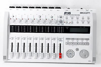 Zoom R16 Digital Multi Track Recorder From Japan