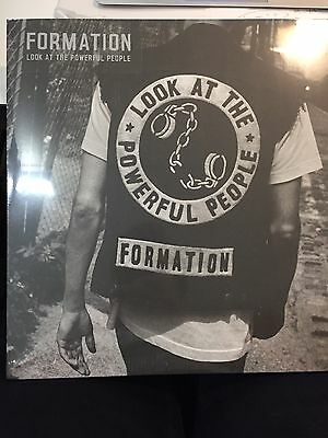 Formation - Look At The Powerful People. Vinyl Album. New And Sealed.