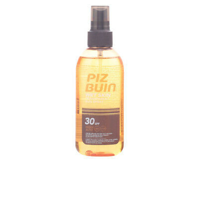 Cuidado Solar Piz Buin unisex WET SKIN transparent sun spray SPF30 150 ml