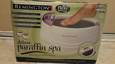 Deluxe Paraffin Foot Spa $79.99