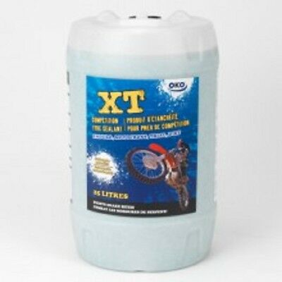 Oko 25 Ltr Xt Tyre Sealant Punctures In Enduro Motocross & Trial Motorbikes