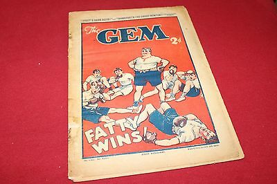 The Gem 82 Years old Dated January 5th 1935 No 1403 Very Rare Find