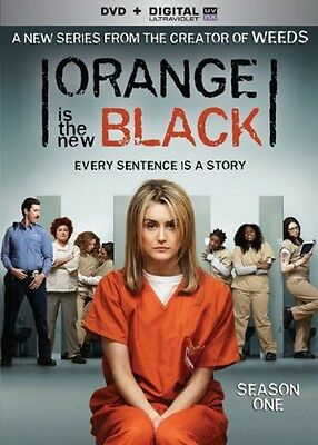 Orange Is the New Black: Season One & Two (DVD, 2014, 2015 - 4-Disc / 2 Sets)