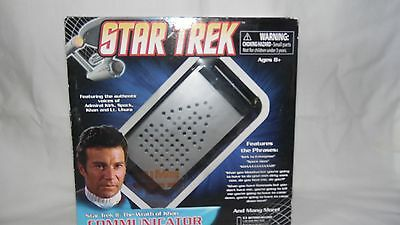 Star Trek II The Wrath of Khan Communicator - Art Asylum/Diamond Select