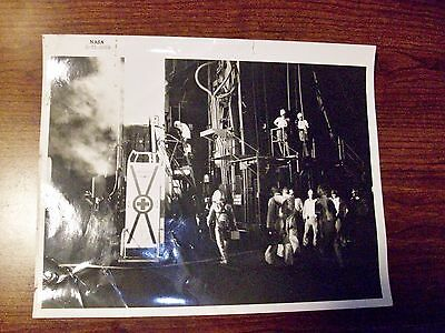 1961 NASA Official Photograph -Virgil I. (Gus) Grissom - Mercury-Redstone