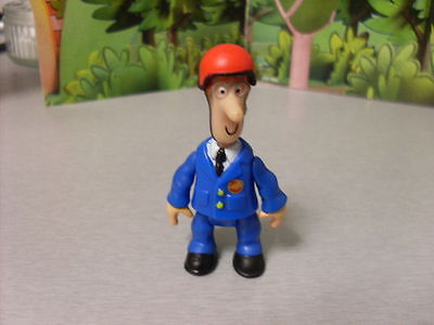 Postman Pat Sds Special Delivery Service Figure. Motor Bike Pat