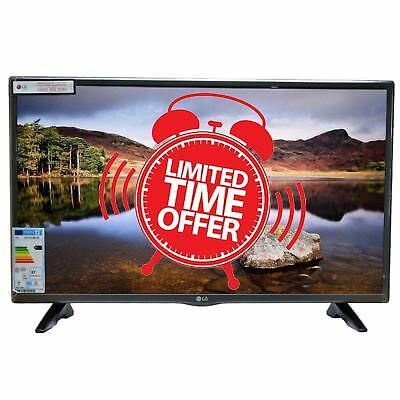 """LG 32LF510B 32"""" TV HD LED with Freeview, Low Energy Unit for Kitchen / Bedroom"""