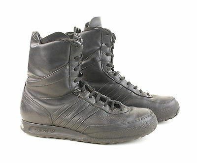 Adidas GSG9 black military special forces combat boots size UK 8