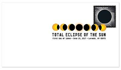 *NEW* 2017 US Total Eclipse of the Sun DCP FDC - 2017