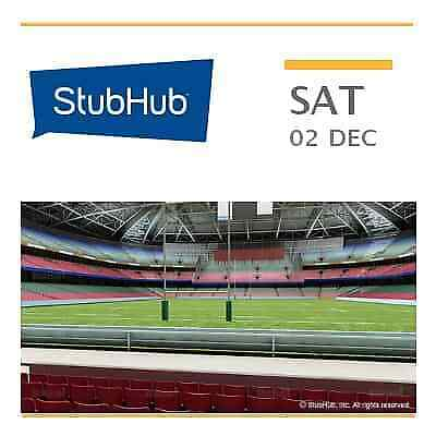 Autumn Internationals 2017 - Wales v South Africa Tickets - Cardiff