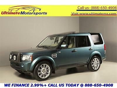 2011 Land Rover LR4 2011 HSE LUXURY AWD NAV PANO LEATHER HEATSEAT RCAM 2011 LAND ROVER LR4 HSE LUXURY AWD NAV PANO LEATHER HEATSEAT RCAM TEAL