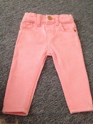 River Island Baby Girls Jeans 3. 6 Months