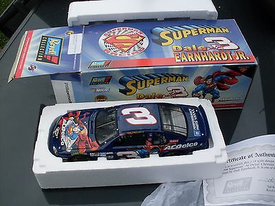 1/18 scale Revell collection Superman Dale Earnhardt Jr 3 mint boxed