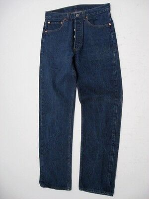 Vintage Levi's 501 Jeans USA MADE Tag Size 32 X 33