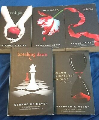 The Twilight book series, and the short second life of bree tanner - by...