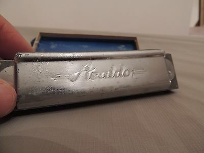 Araldo Harmonica Collectible  in the Box