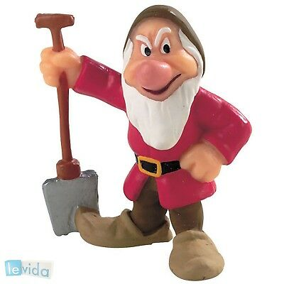 Grumpy - Disney's - Snow White and the Seven Dwarves - BULLYLAND 12478