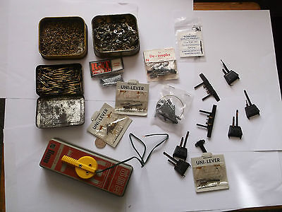 Model Railway modelling oo Scale bits and pieces job lot