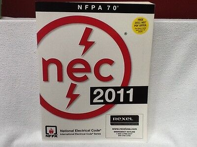 2011 NEC Code Book NFPA 70- Excellent Condition