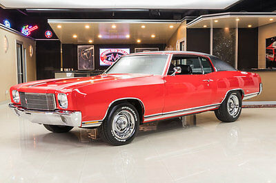 1970 Chevrolet Monte Carlo  Monte Carlo! 454ci V8, TKO 5-Speed Manual, Vintage A/C, PS, PB, Disc, Documented