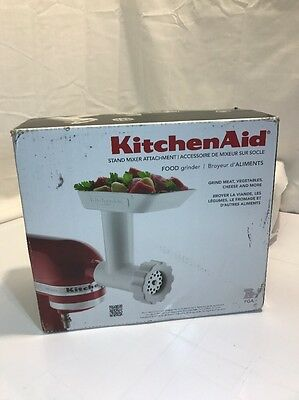 KitchenAid FGA Food Meat Grinder Attachment for Stand Mixer NIB Free Ship