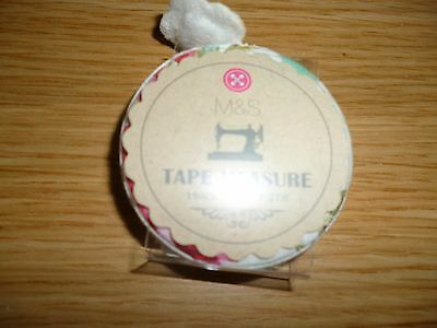 M&S tape measure NWT