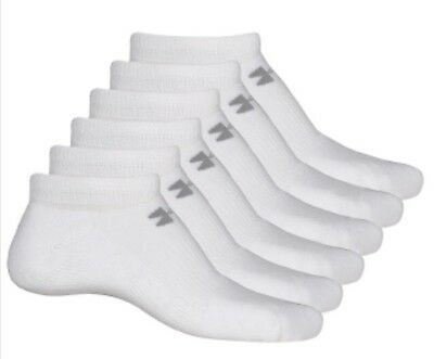 6583f287b80 UNDER ARMOUR CHARGED Cotton® 2.0 No-Show Socks - 6-Pack