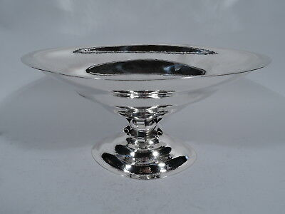 Reed & Barton Bowl - 1000 - Hand Hammered - American Sterling Silver - 1929