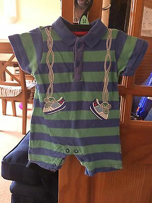 Boys 3-6 Months Summer Clothes Bundle