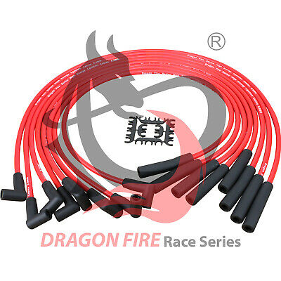 Dragon Fire Hei Spark Plug Wires **for Ford Fe 290 – 428 351C 351M 400M 429 460