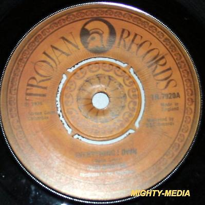"""KEN BOOTHE   - EVERYTHING I OWN - 7"""" Vinyl Record : EX (g78)"""