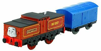 STAFFORD Thomas The Tank Engine & Friends TrackMaster Tomy train motorized new