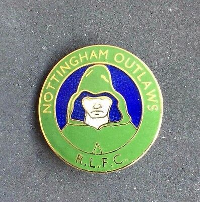 Rugby League Badge Nottingham