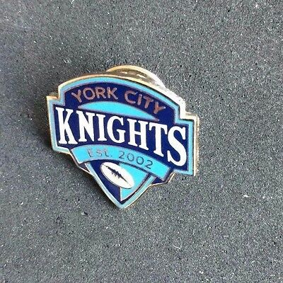 Rugby League Badge York City