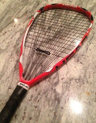 Head Metallix Extreme 180 Racquetball Racket