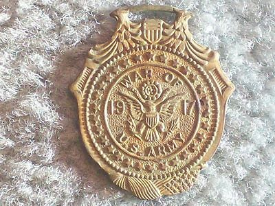 Badge Medal 1917 War Of 1917 U.s. Army Emblem Token. Don't Know If This Is