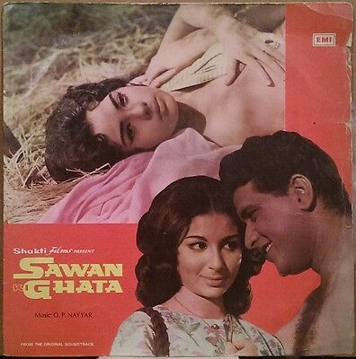 Bollywood LP Sawan Ki Ghata ECLP 5692