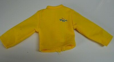 "The Wiggles 15"" Greg DOLL  Replacement YELLOW SHIRT"