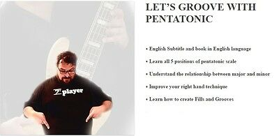 Bass method Let's Groove with Pentatonic