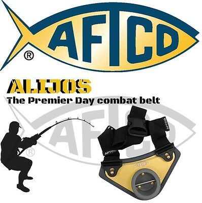 Aftco  Stand Up Fighting Belt Alijos