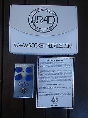 Blue Note Tour Series Overdrive Effects Pedal