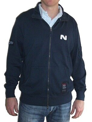 Nautica Long Sleeve Full Zip Jacket (Medium)